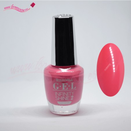 Gel Uñas infinity shine 2 Leticia Well 40