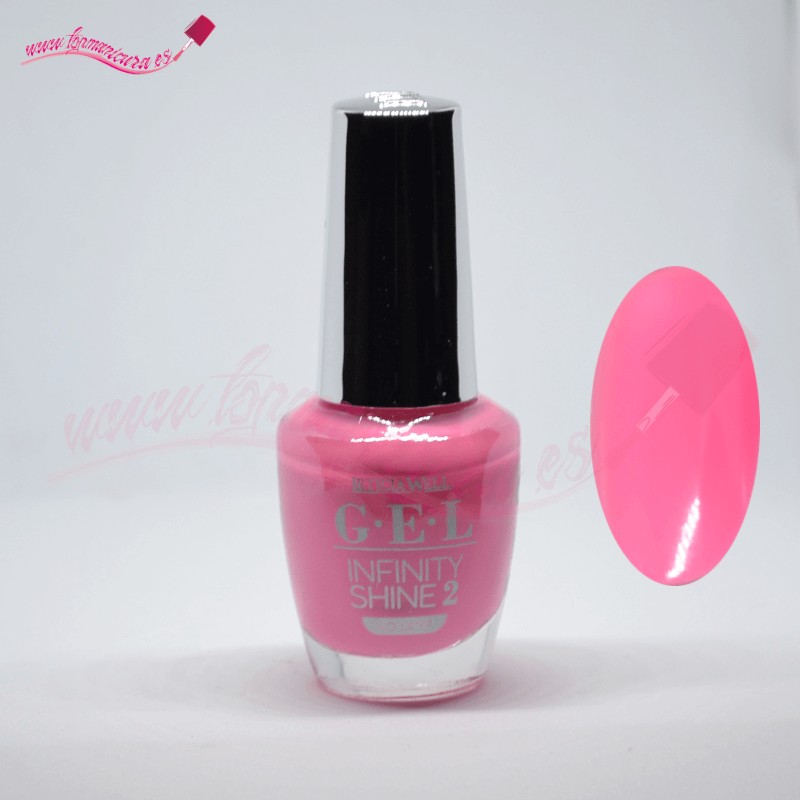 Esmalte de gel uñas infinity shine 2 Leticia Well 52
