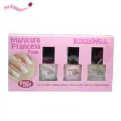 Kit Manicura Francesa...