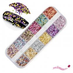 Pack confeti para uñas