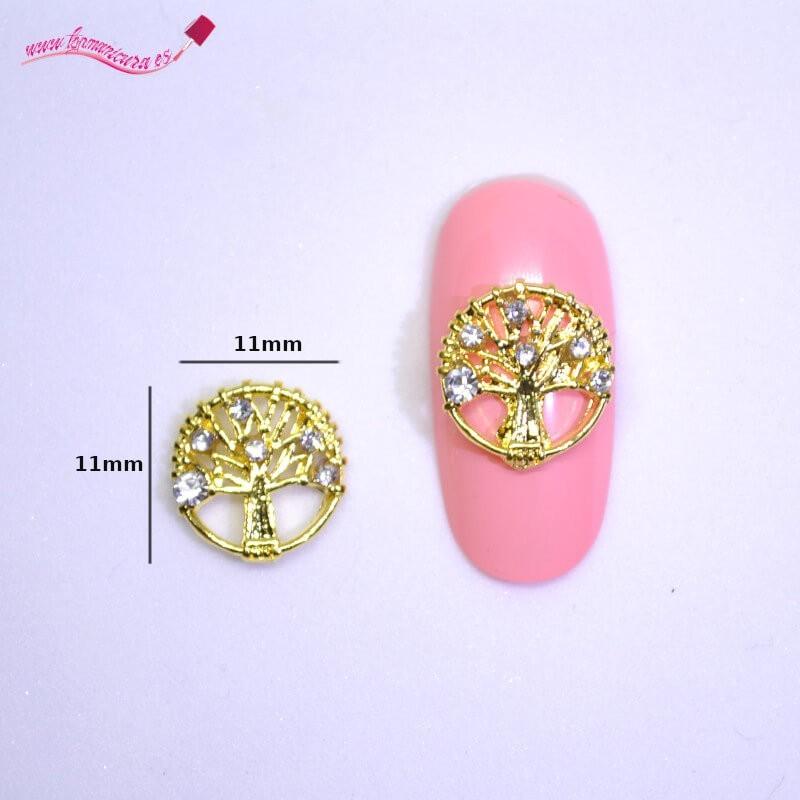 Adornos de uñas 3d varios diseños 1