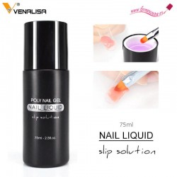 Slip solution nail liquid