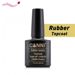 Top coat rubber canni