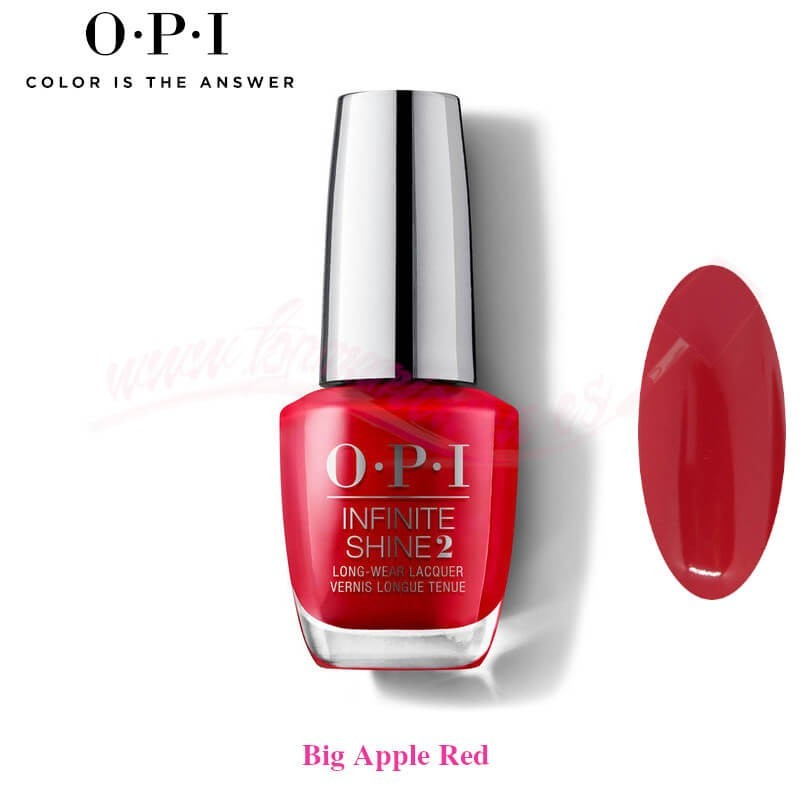 Pintauñas Infinite Shine 2 OPI Big Apple Red