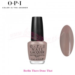 Pintauñas Nail Lacquer OPI Berlin There Done That