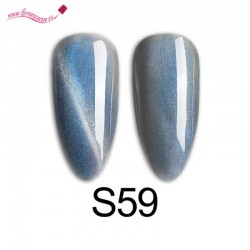 Color gel aerolite cat eye semipermanente Venalisa 5ml S59
