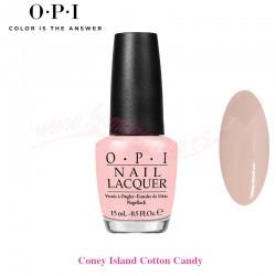 Pintauñas Nail Lacquer OPI Coney Island Cotton Candy