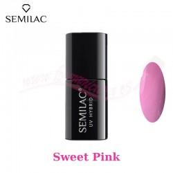 Esmalte Semipermanente Semilac Sweet Pink